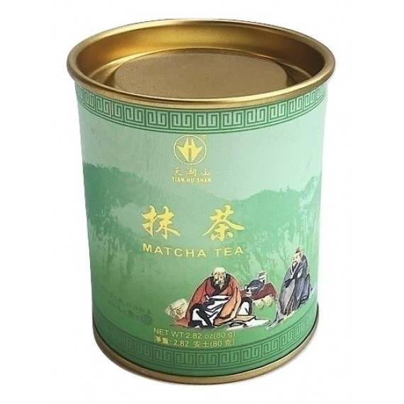 Чай матча, 80г Tian Hu Shan