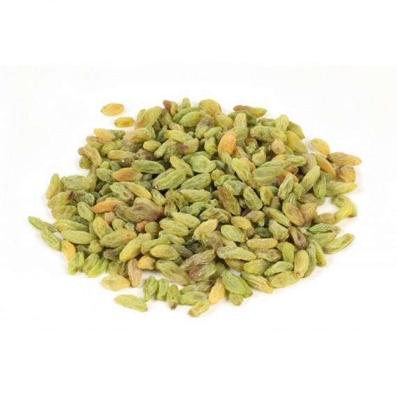 Родзинки зелені Султанські, 200г ZDOROVA