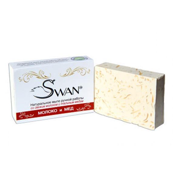 """Мило """"Молоко і мед"""", 100г,  Swan"""