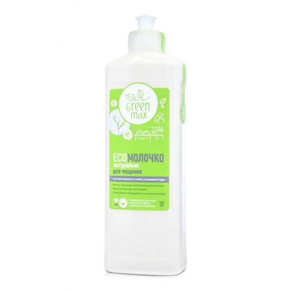 Eco молочко для чищення поверхонь, 500 мл Green Max