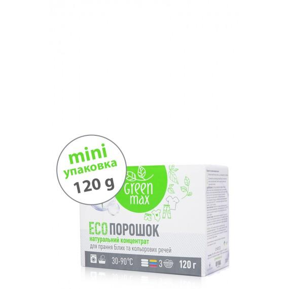 Eco порошок, 120 г Green Max