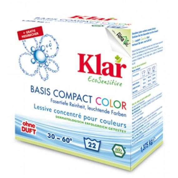 Порошок для кольорових тканин, 1,375г