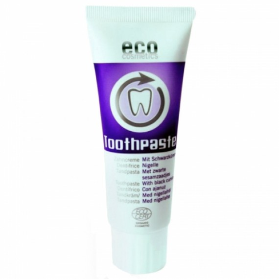 Органічна зубна паста 75мл
