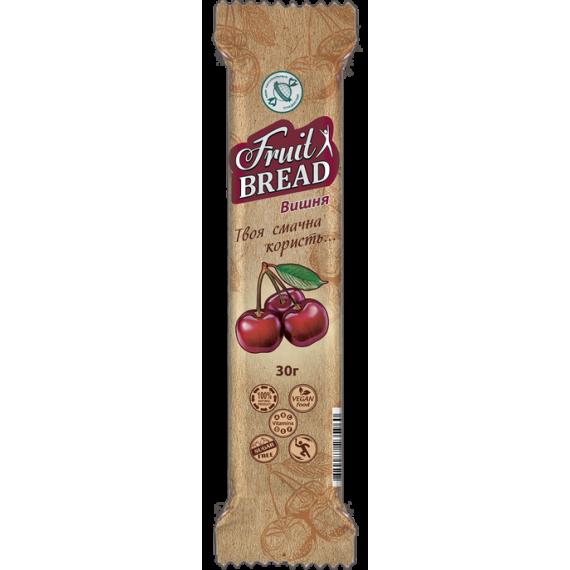 Батончик Strawberry, 30 г Fruit Bread