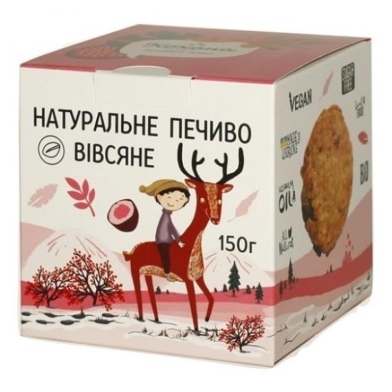Вівсяне печиво вівсяне, 150г