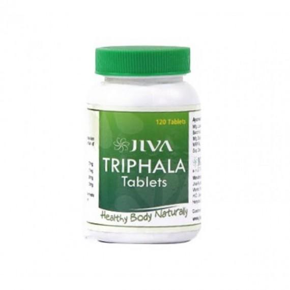 Тріфала  JIVA, 120 таблеток, Індія