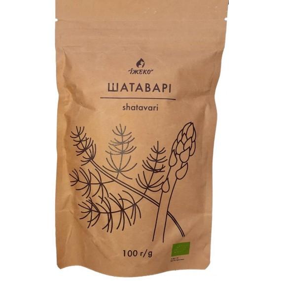 Органічний порошок Шатаварі, 100г Їжеко