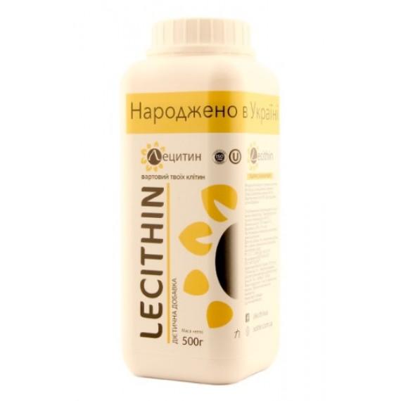 Лецитин соняшниковий 500г