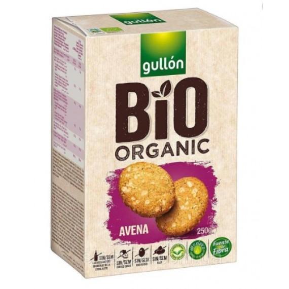 Органічне вівсяне печиво, 250г Gullon
