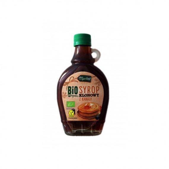 Органічний кленовий сироп, 250мл Maribel