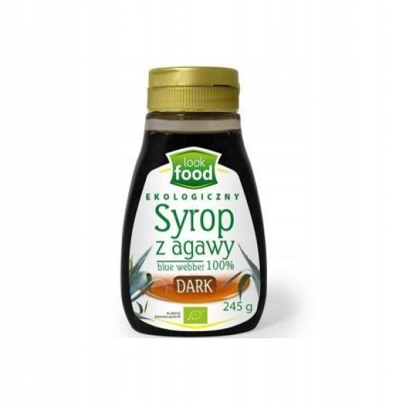 Органічний сироп агави, 245г Look food
