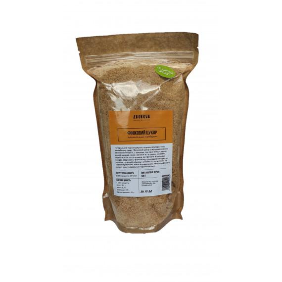 Органічний фініковий цукор, 500г Zdorova