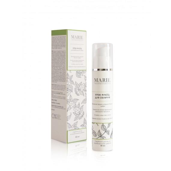 Крем для проблемної шкіри, 30мл Marie Fresh Cosmetics