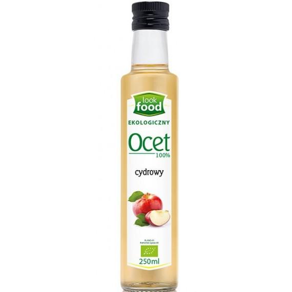 Органічний яблучний оцет, 250мл Look Food