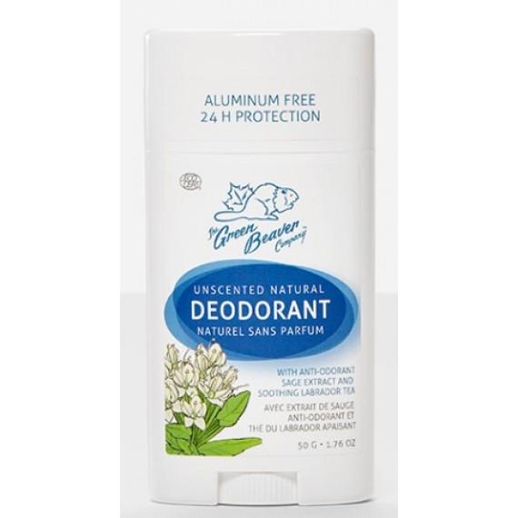 Дезодорант без запаху, 50г Green Beaver