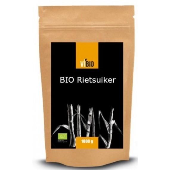 Органічний тростинний цукор, 1кг ViBio