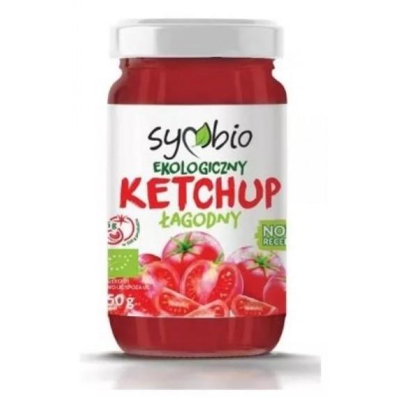 Органічний кетчуп Лагідний, 240г Symbio