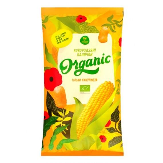 Палички кукурудзяні органічні, 50г Екород