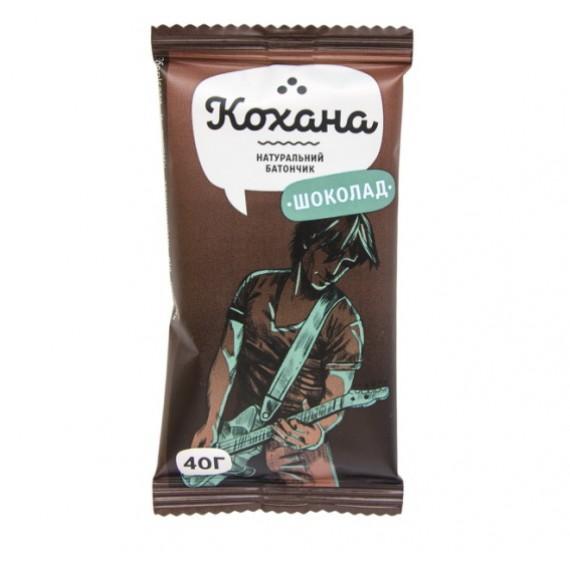 Батончик Шоколад, 40 г Кохана