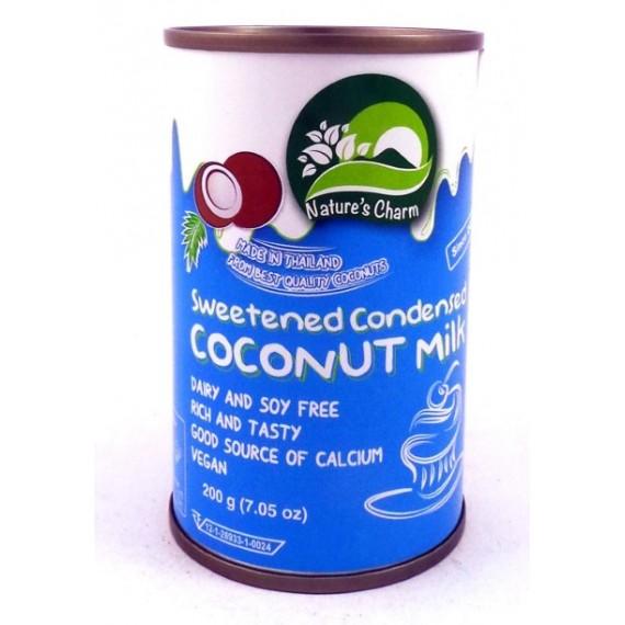 Згущене кокосове молоко, 200мл Nature's Charm