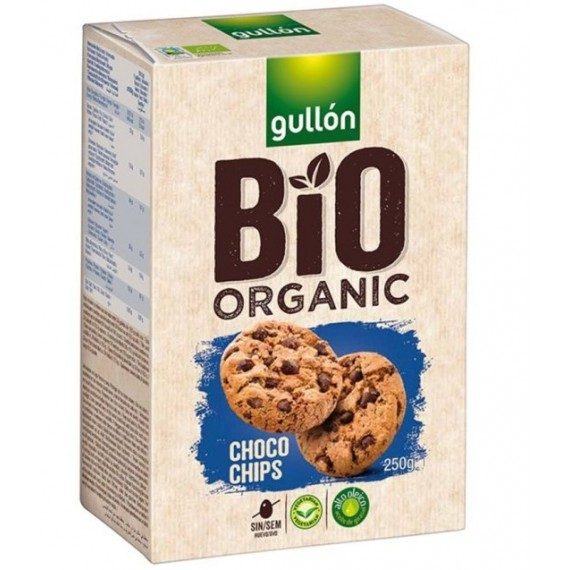 Органічне шоколадне печиво, 250г Gullon