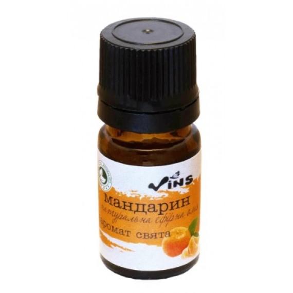 Ефірна олія мандарину, 5мл Vins