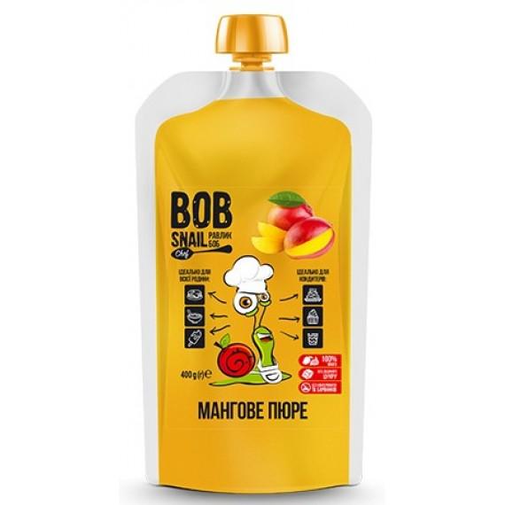Пюре манго, 400г Bob Snail