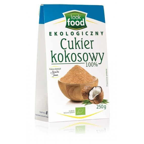 Органічний кокосовий цукор, 250г Look Food