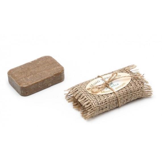 Натуральне мило з глиною Гассуль, Arganica
