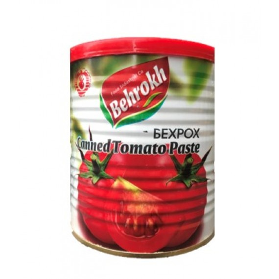 Томатна паста, 800г Behrokh