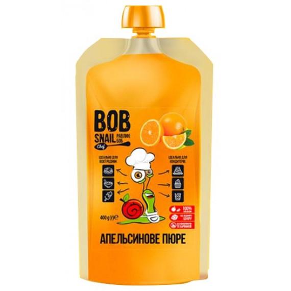 Апельсинове пюре, 400г Bob Snail