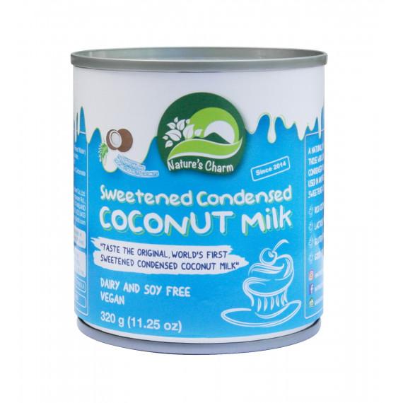 Згущене кокосове молоко, 320г Nature's Charm