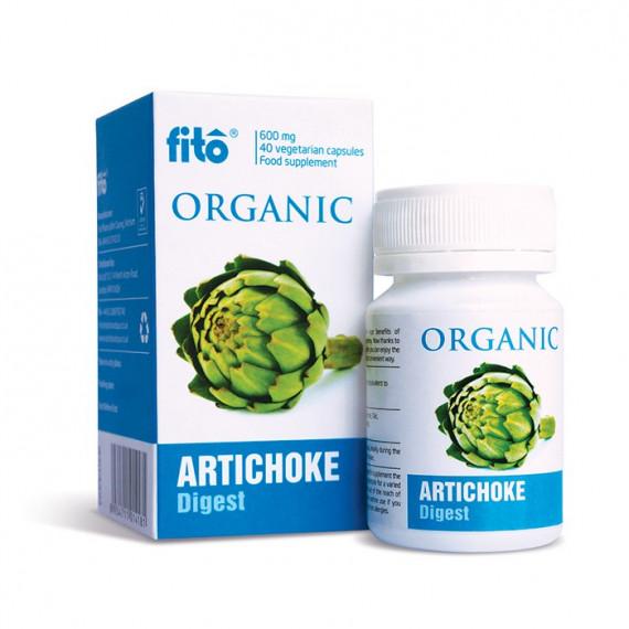 Артишок органічний, 40 капсул Fito Pharma