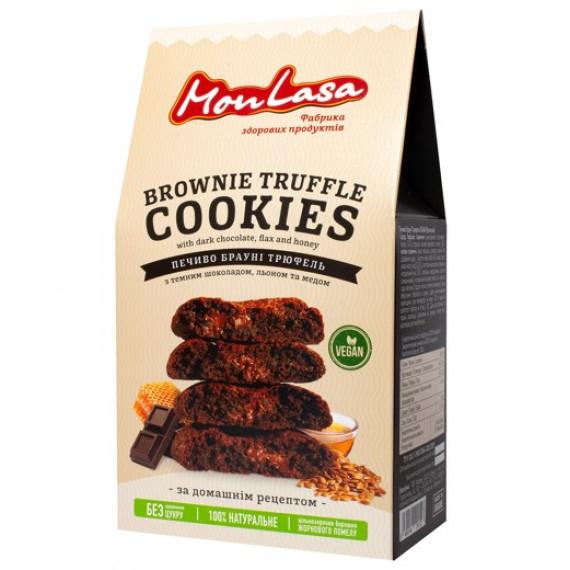 Печиво брауні, 120г Mon Lasa