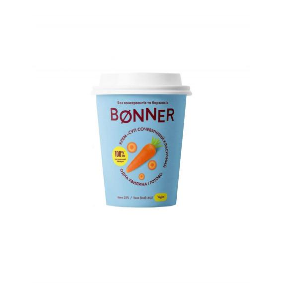 Крем-суп з сочевиці класичний, Bonner