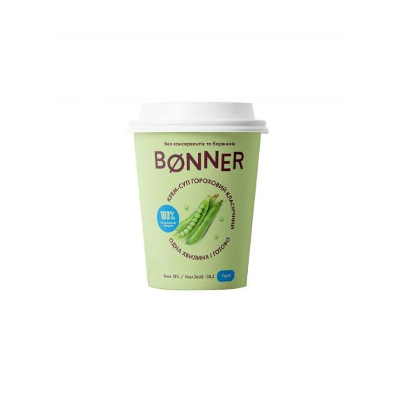 Крем-суп гороховий класичний, Bonner