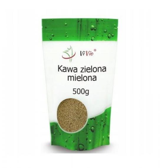 Кава зелена мелена, 500г ViVio