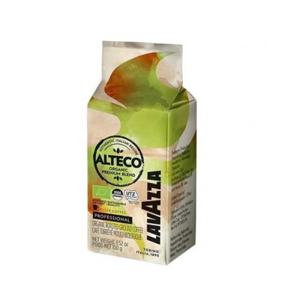 Мелена органічна кава Alteco, 100г Lavazza