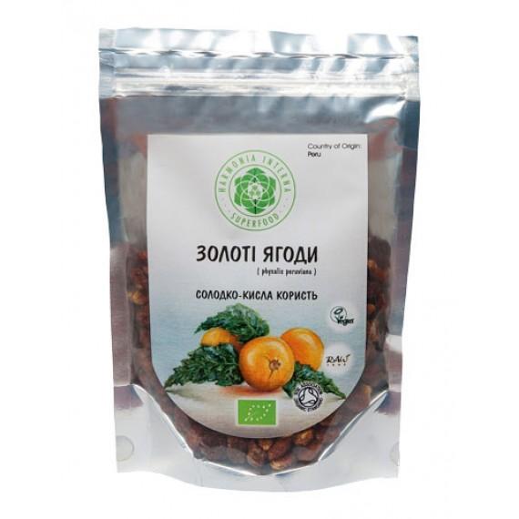 Золоті ягоди organic, 250г