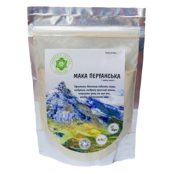 Мака перуанська organic, 100г