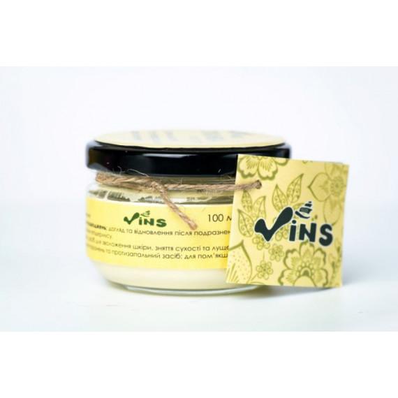 Крем масляний для рук Жива, 100 мл Vins