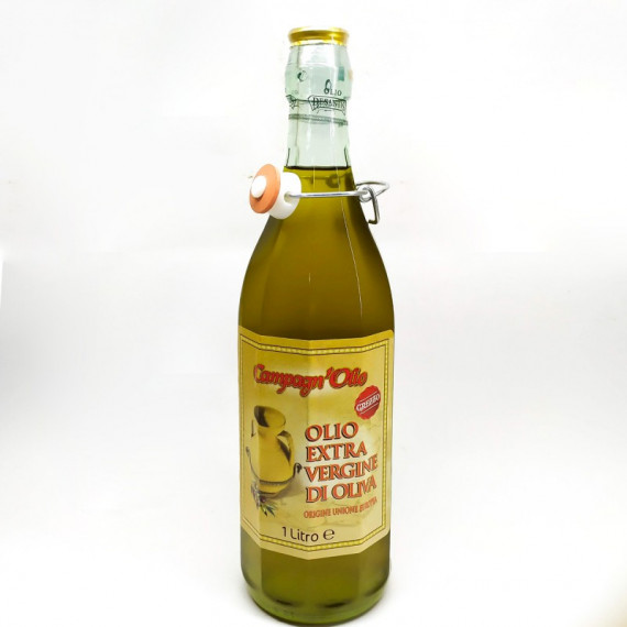 Оливкова олія, 1л Campagn Olio