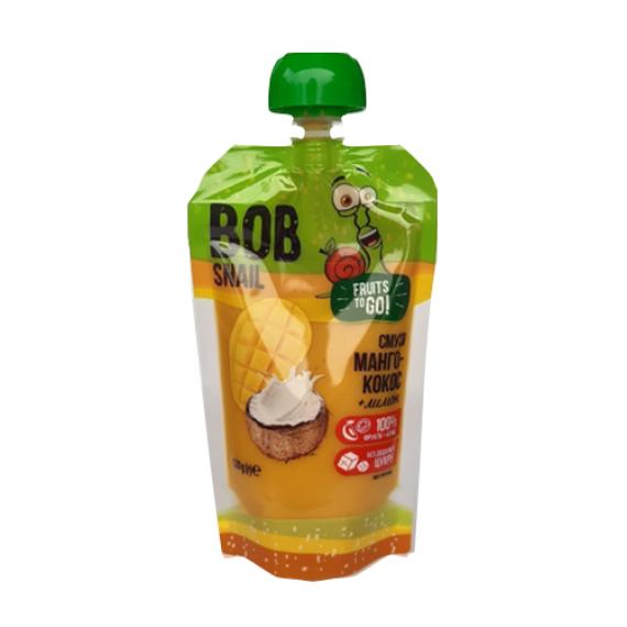 Смузі манго-кокос-лимон, 120г Bob Snai
