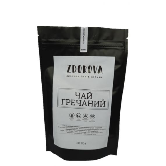 Гречишний чай, 100г ZDOROVA