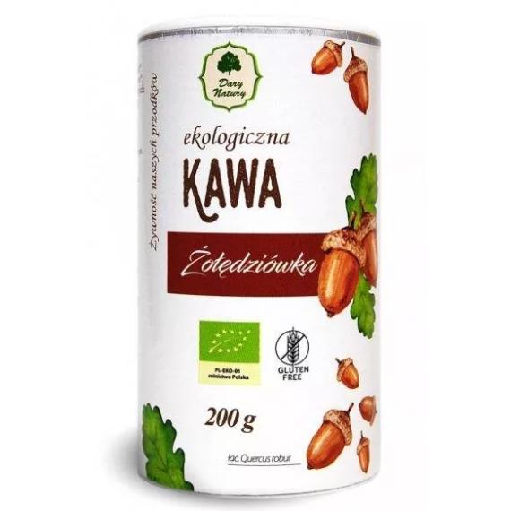 Кава з жолудей органічна, 200г Dary Natury