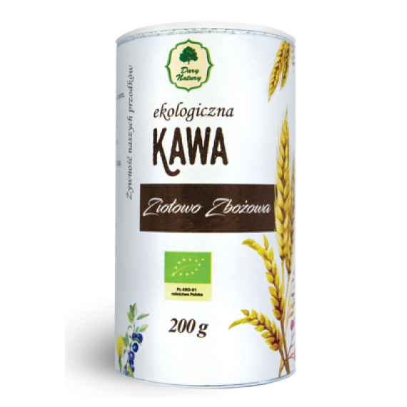 Трав'яна кава органічна, 200г Dary Natury