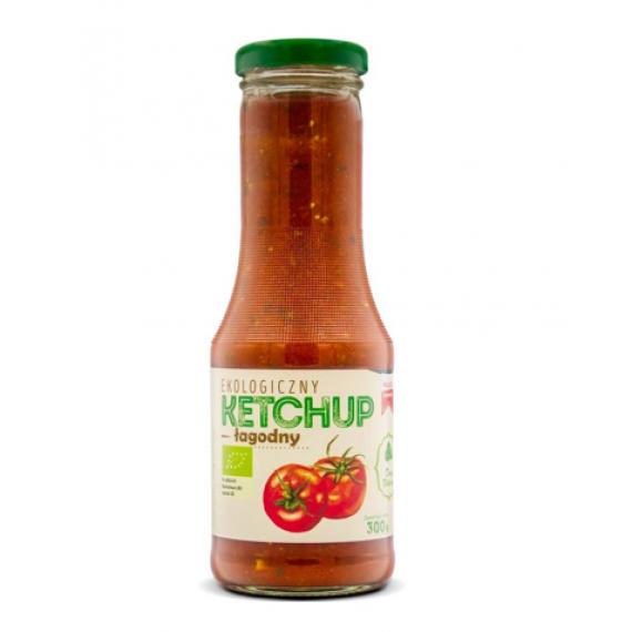Кетчуп лагідний органічний, 300г Dary Natury