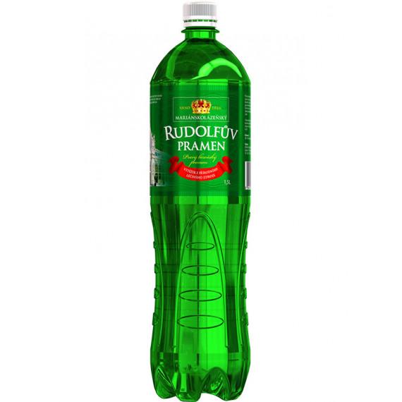 Вода Rudolfuvpramen, 1,5л
