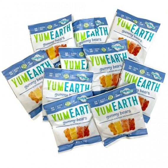 Органічні мармеладні ведмедики, 1шт (19,8г) YumEarth