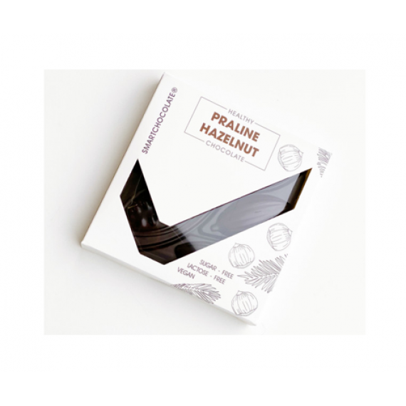 Шоколад праліне & фундук, 75г August